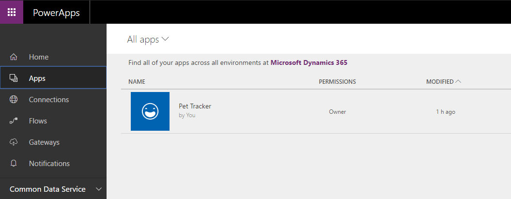 Working with Dynamics 365 lookup data in PowerApps - Microsoft